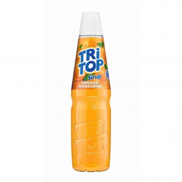 TRi TOP Sirup Orange-Mandarine - 600 ml