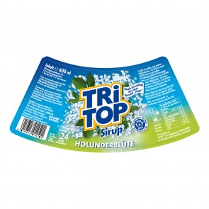 TRi TOP Sirup Holunderblüten - 600 ml