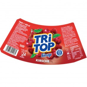 TRi TOP Sirup Kirsche - 600 ml