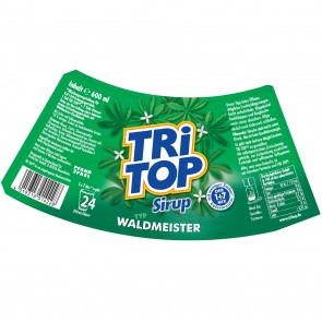 TRi TOP Sirup Waldmeister - 600 ml