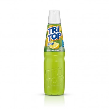 TRi TOP Sirup Zitrone-Limette - 600 ml