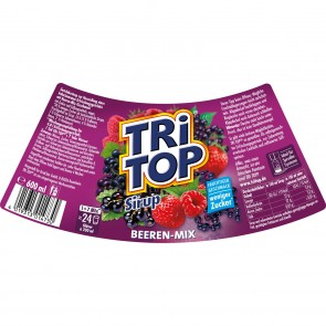 TRi TOP Sirup Beeren-Mix - 600 ml