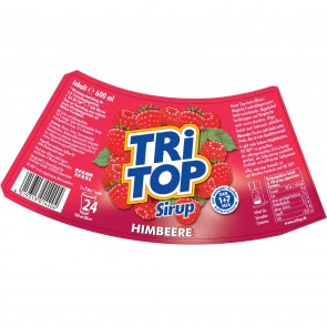 TRi TOP Sirup Himbeere - 600 ml