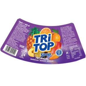 TRi TOP Sirup Tropical - 600 ml